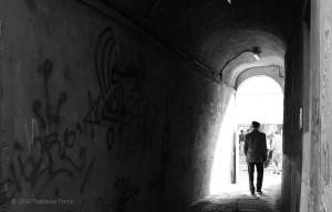 Passing by the streets of Mantova 5 - Via della Mainolda